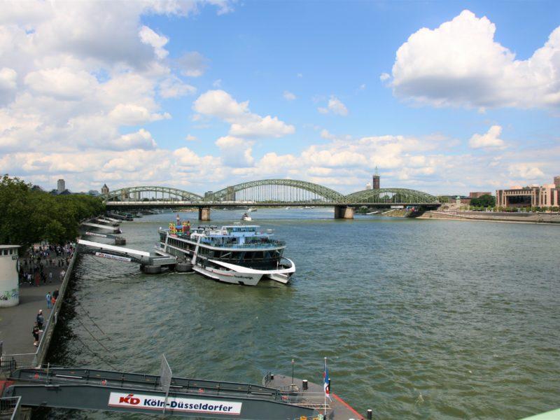 Am Rhein entlang – 2000 Jahre Geschichte