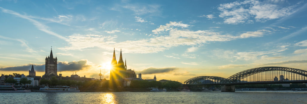 Tour durch Köln