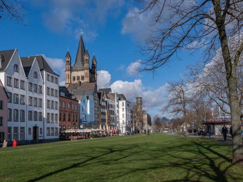Als Gruppe für einen Tag in Köln