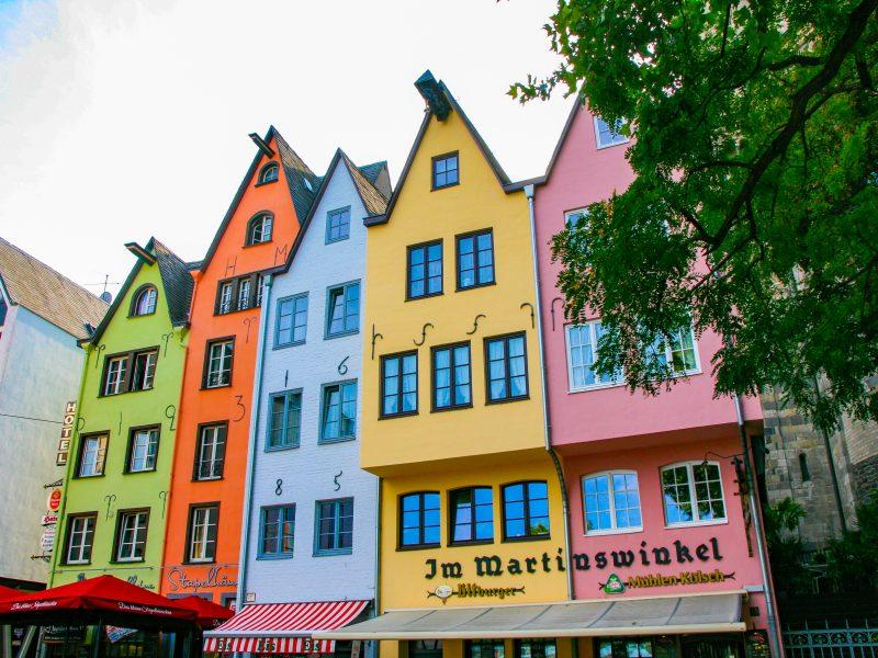 Als Kölner die eigene Stadt neu entdecken